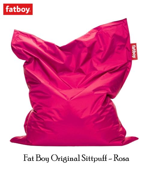 Fatboy Sittsäck Rosa