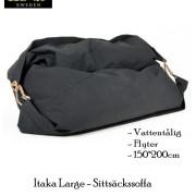 Saccosäcksoffa från Itaka