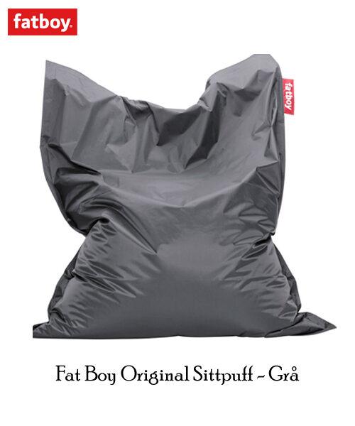 Klassisk saccosäck från märket Fatboy