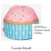 Cupcake Beanbag från Wouff