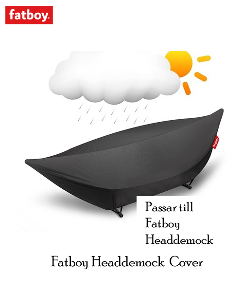 fatboy headdemock cover skydd till fatboy h ngmatta. Black Bedroom Furniture Sets. Home Design Ideas