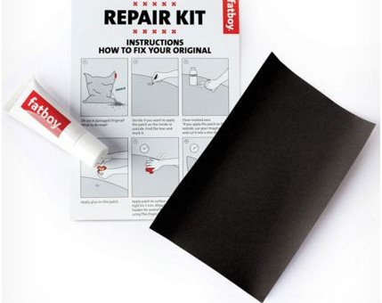 Gratis Fatboy Repair Kit?