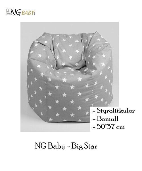 Skön sittsäck för barn från NG baby