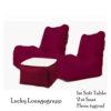 Loungegruppen Lucky