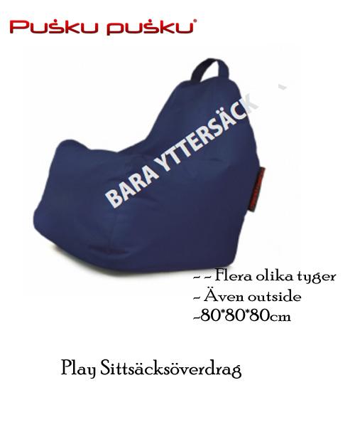 Överdrag till Play Sittsäck
