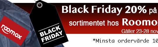 Black Friday - Rabatt på Saccosäckar