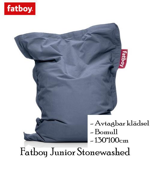 fatboy stonewashed junior