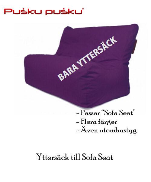 Överdrag till Sofa Seat