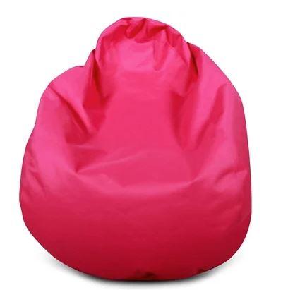 rosa saccosäck